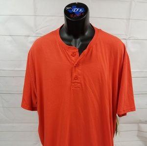 Magellan MagShield 2XL Orange Henley